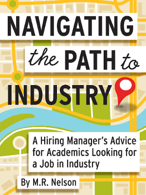 Navigating the Path to Industry book cover